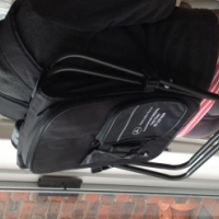 Ruck sack/stool