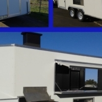Food, Mobile Stage, Refrigerated, Site Office, Insulated, Camping Trailers and Load Bodies.