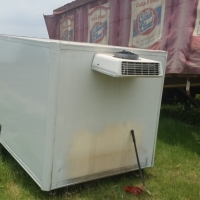 fridge bodies and fridge motors for sale!!!!!.