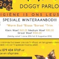 Urban Dog Doggy Parlour Bloemfontein