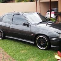 Opel superboss 2l 16valve