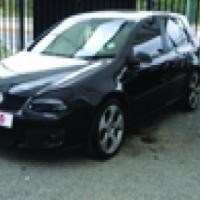VW Golf 5 2012