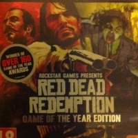 PS3 Red Dead Redemption: Game Of The Year Edition PERFECT condition scratchless