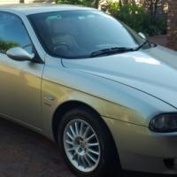 2004 Alfa Romeo 156 2.0T Spark Only 93 000km's, Full House