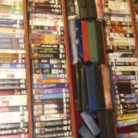 vhs movies for sale