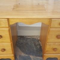 Satinwood Antique Mini Desk