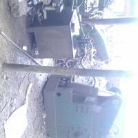 Steel cropper machine