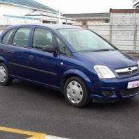2007 Opel Meriva 1.4 Comfort