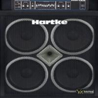 HARTKE 350W BASS AMP COMBO