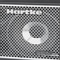"""HARTKE HX112 12"""" 300W BASS CAB"""