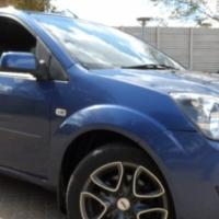 2006 Ford Fiesta 1.6 Ghia 5 Door Excellent Condition Contact: Geraldene 079 0164 174