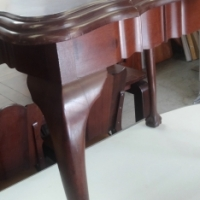 Ball & Claw Antique Side Table
