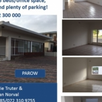 Business Rights Approved - 6 beds home/office space in Parow Buisness District close to amenities