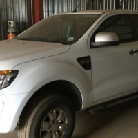 2013 ford ranger 3,2 supercab with canopy