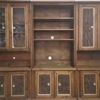 Wall Unit-Solid Wood