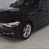 BMW 3 Series 320I SPORT LINE A/T (F30)