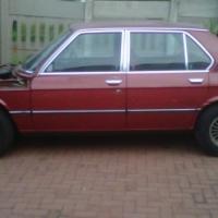 Collectors Item BMW 520i