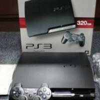 playstation 3 with accesories