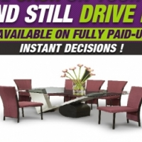 Dining room set..!! Do you need a new set..?? We can help with Cash..!!