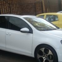FINANCE AVALIABLE 2012 VW GOLF6 1.4 TSI WHITE COLOUR