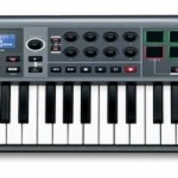 NOVATION IMPULSE 25 KEY PIANO STYLE KEYBOARD