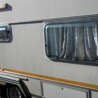 The koop gypsy 5 karavaan