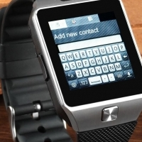 Smart Watch, cellphone
