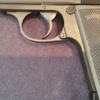 Walther ppk co2 bb pistol