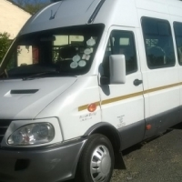 VERY NEAT IVECO LUX BUS 2010 FOR SALE!