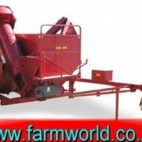 S526 New BPI FUTURA Single Row Trailed Combine Harvester Without Header