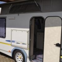 2007 Sprite Swing Caravan