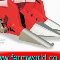S533 New BPI 174 Series 2 Row Maize Header 1.5m / 174 Reeks 2 Ry Mieliekop 1.5m (000A177A05)