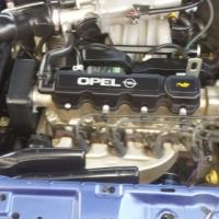 Opel Corsa Comfort 140i 2003