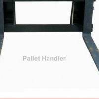 S563 New BPI Heavy Duty Front Loader Bale Clamp / Swaardiens Baal Klem (000MTMFL10BC)