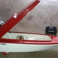 Carp King Fishing/Bait Boat