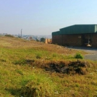 UMALZI LAND WITH SHOPS REDUCED  SLIGHHLY NEG
