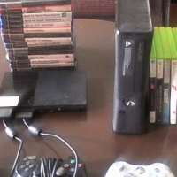 Xbox 360 4gig and Playstation 2 for sale for sale  Roodepoort