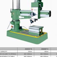 Radial Arm drills