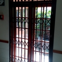Manufacturers of Trellis doors for 8 years