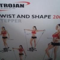 Tjojan Twist and Shape 200 Stepper R500 retailing at R1000