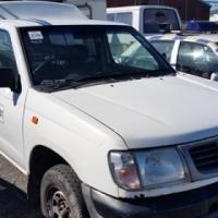 Nissan Hardbody LDV