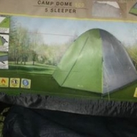 Camp master dome tent for sale