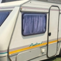 Jurgens Fleetline XL 1996 caravan