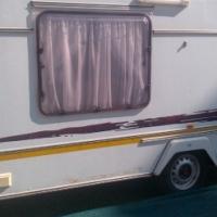 Sprite Escape 2 caravan 1995