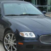 2009 Maserati Quattroporte V8 Executive GT 4dr DuoSelect for sale