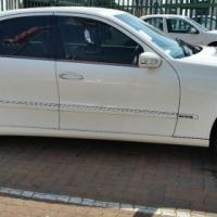 Stripping For Mercedes Benz E240 Avantgarde For Spares