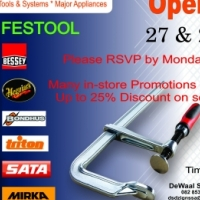 Systemo Open Day 27 & 28 May