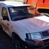 Nissan Hardbody 2.7D Vehicle