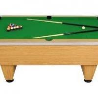 SHOOT Vegas Pool Table for sale!!!