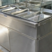 NEW MODULAR BAINE MARIE FOR SALE